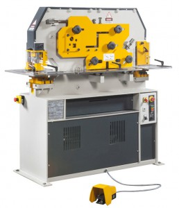 Hydraulic Ironworker Compact Series1